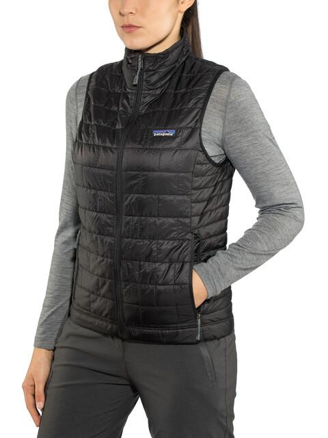 Patagonia Nano Puff Vest Women Black